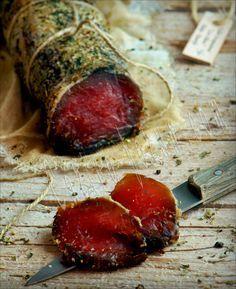 Molasses Cured Pork Fillet