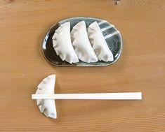 餃子のはしおき(鈴付き)|箸・カトラリー|bonbon|ハンドメイド通販・販売のCreema