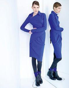 SCHELLA KANN  H/W 2012/13 Duster Coat, Jackets, Fashion, Down Jackets, Moda, Fashion Styles, Fashion Illustrations, Jacket