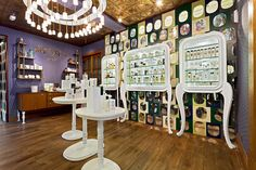 diptyque Paris Liberty London store Christopher Jenner London