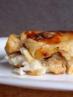 Almás hús - Kifőztük, online gasztromagazin Hungarian Recipes, Macaroni And Cheese, Paleo, Ethnic Recipes, Food, Fitness, Mac And Cheese, Essen, Beach Wrap