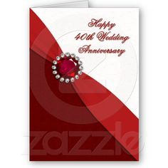Shop Wedding Anniversary Greeting Card created by Digitalbcon. Anniversary Wishes For Parents, Wedding Anniversary Greeting Cards, Wedding Day Cards, 60 Wedding Anniversary, Wedding Anniversary Invitations, Anniversary Ideas, Aniversary Cards, Valentine Day Cards, Making Ideas