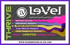 Don't just live, thrive! What is the best home based business - THRIVE!!! Legit home based business. Tired all the time and need more energy, Get more energy naturally - organic vitamins and minerals, healthy lifestyle, increase your energy!