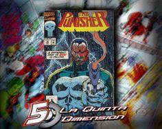 PUNISHER # 76 COMIC DE 1993. $ 40.00 Para más información, contáctanos en http://www.facebook.com/la5aDimension