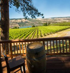 Wines Of The Gorge: Get a taste of the Columbia River region.