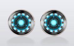 Cufflinks  Iron Man Cuff Links cufflinks geeky