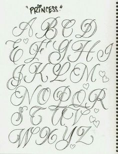 Lettrage # Lettrage DIY Tattoo - DIY Best Tattoo Ideas - Lettrage # Lettrage tatouage bricolage The Effective Pictures We Offer You About d - Lettering Guide, Tattoo Lettering Fonts, Hand Lettering Alphabet, Creative Lettering, Graffiti Lettering, Caligraphy Alphabet, Script Fonts, Best Tattoo Fonts, Tattoo Fonts Alphabet