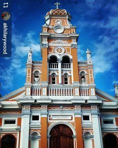 #Follow @akhilarywood: Iglesia de #Xalteva #Granada #Nicaragua #ILoveGranada #AmoGranada #Travel #GranadaNicaragua