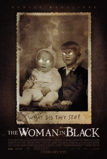 The Woman in Black - I really want to see this!!  If it stands up with other British horror films, I'll be a happy camper!!