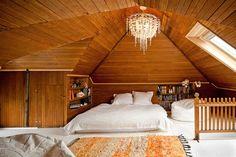Dormitorio auxiliar.