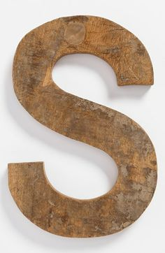 Decorative Wooden Letters & Numbers available at #Nordstrom