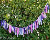 fabric banner handmade