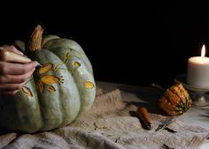 Make It #Happen: #Carve a #Pumpkin on the #AnthroBlog #Anthropologie