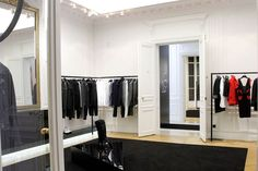 lagerfeld showroom