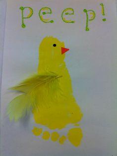 Easter Peep