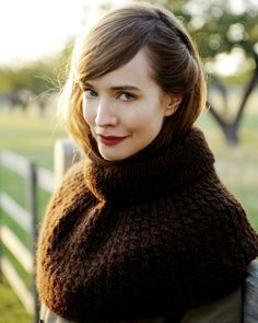 The Havana Cape seems to be in fashion this season. We have seen an increase in interest and the kits are selling fast! Havana is a great move from smaller kits towards making garments and would suit an advanced beginner knitter.