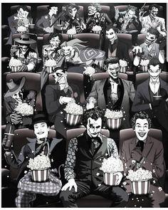 Ok son show us whaccha got! - Humor Photo - Humor images - Ok son show us whaccha got! The post Ok son show us whaccha got! appeared first on Gag Dad. Le Joker Batman, Der Joker, Joker Comic, Joker Heath, Joker Art, Batman Art, Joker And Harley Quinn, Batman Robin, Fotos Do Joker