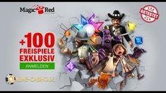 MAGIC RED Casino Casino Test 🥇 Vorschau + Infos | Online-Casino.de Roulette, Online Casino, Halloween, The Last Song, Halloween Labels, Spooky Halloween