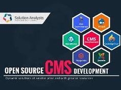 We offer content management solutions using open source technology, covering the most prominent open source CMS solutions available online. We have dedicated CMS team available to address web development and enterprise solutions.