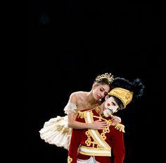 Begona Cao & Esteban Berlanga - English National Ballet