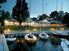Miles River Yacht Club, Long Haul Creek, St. Michaels, Maryland