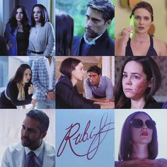 12 Ideas De Rubi Rubio Barbara Mori Jose Ron
