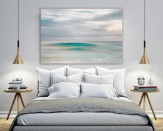 Easy diy bedroom wall decor cheap master ideas art for the modern decorating surprising 7 b Pared Color Salmon, Different House Styles, Beach Print, Beach Photography, Coastal Decor, Coastal Style, Modern Wall, Modern Decor, Wall Prints