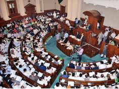 Punjab Assembly: Opposition walks out over Panama leaks row - The Express Tribune