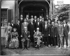 University of Miami Sigma Chi - 1909