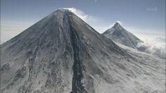 「カムチャツカ富士」 クリュチェフスカヤ山.jpg