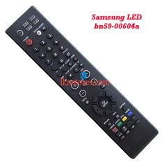 Buy generic remote suitable for Samsung LED Tv Remote BN59 00604A at lowest price from LKNstores.com. Online's Prestigious buyers store.