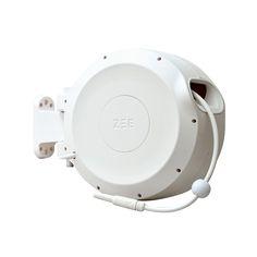 Discover the Zee Mirtoon Hose Reel - 30m - White at Amara