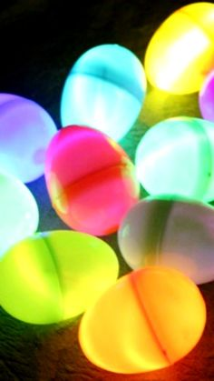 Glow-In-The-Dark Easter Egg Hunt ~ FUN for Older Tweens/Teens