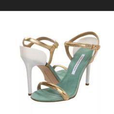 New Diane Von Furstenberg heels size 8. Never worn! Diane von Furstenberg Shoes Heels