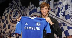 Torres! Chelsea FC!  One of the best days ever