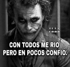 Eso mismo Joker Frases, Joker Quotes, Me Quotes, Joker Heath, Smart Quotes, Spiritual Messages, In God We Trust, Joker And Harley Quinn, Business Motivation