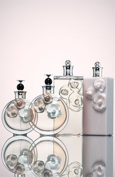 Valentino 'Valentina' Eau de Parfum, Body Lotion and Shower Gel. Beautiful containers