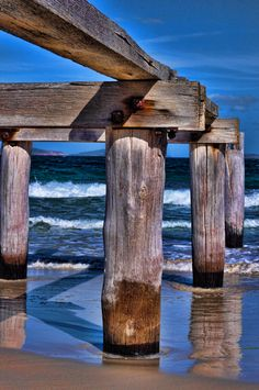 Old Jetty....Go to www.YourTravelVideos.com or just click on photo for home videos and much more on sites like this.