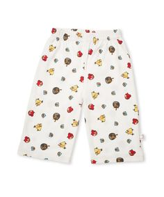 Another great find on #zulily! White Angry Birds Pants by SwaddleDesigns #zulilyfinds