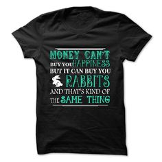 Money can buy you rabbits T-Shirts, Hoodies. CHECK PRICE ==►…