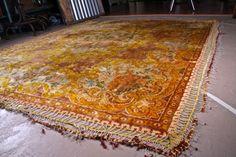 Italian Tapestry Rug / Coverlet