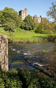 Haddon Hall, Derbyshire - Jane Eyre 'Thornfield Hall'
