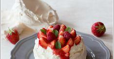 Blog o vaření a pečení s láskou Mini Pavlova, Cheesecake, Food And Drink, Baking, Cakes, Blog, Cake Makers, Cheesecakes, Bakken