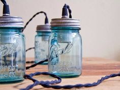 Looking for a mason jar project? Here are 64 things you can make.