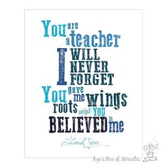 Thank You Teacher Quotes Enchanting Foryourpatienceandcaringkindswordsandsharingijustwantto