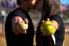 Find images and videos about baseball, softball and softball baseball couples on We Heart It - the app to get lost in what you love. Baseball Softball Couple, Softball Wedding, Baseball Couples, Baseball Boyfriend, Future Boyfriend, Softball Pics, Softball Memes, Softball Pitching, Softball Stuff