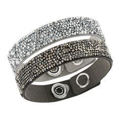 SWAROVSKI CRYSTAL ROCK Bracelet Set   5089704