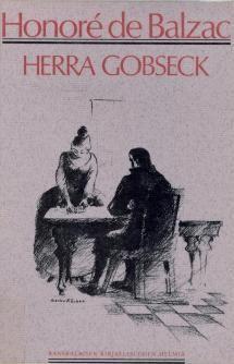 de Balzac: Herra Gobseck   Kirjasampo.fi - kirjallisuuden kotisivu