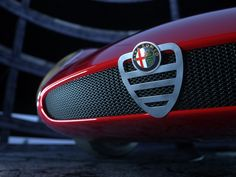 Alfa Romeo's Sports Sedan is a Future Classic: HagertyThe 2017 Alfa Romeo Giulia Quadrifoglio has Custom Classic Cars, Classic Cars British, Classic Car Show, Old Classic Cars, Lamborghini, Classic Car Garage, Porsche Autos, Alfa Alfa, Alfa Bertone