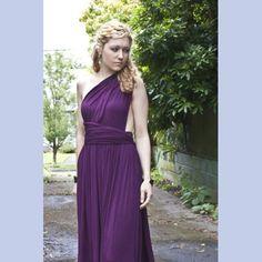 Une robe empire - Empire dress